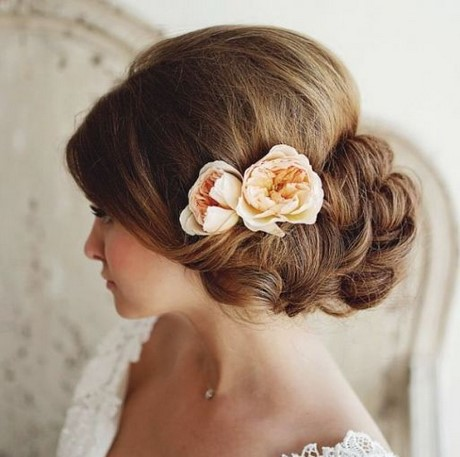 Peinados de novia pelo recogido - Peinados de novia recogido ...