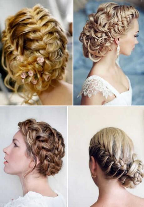 Peinados de novia semirecogidos con trenzas - Peinados de boda semirecogidos ...