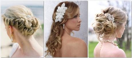 Peinados originales para bodas - Peinados elegantes para una boda ...