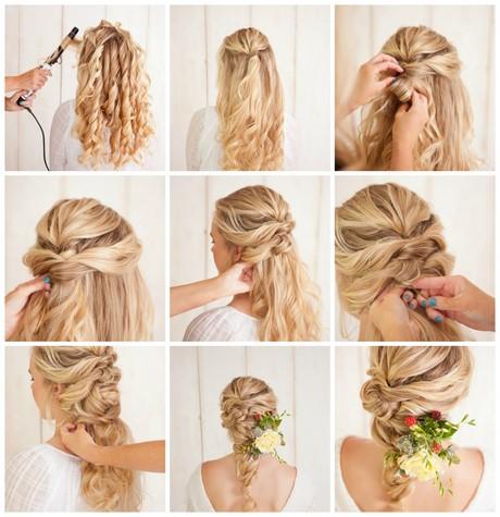 Peinados para novias paso a paso - Como hacer peinado para boda ...