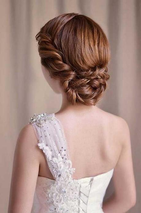 Peinados recogidos con trenzas para novias - Peinados recogidos con trenzas ...