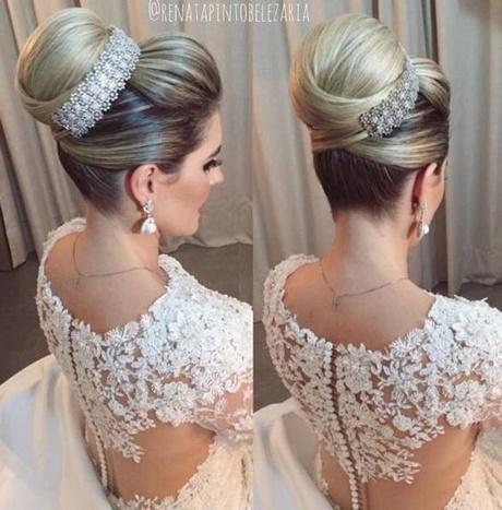 Peinados recogidos modernos 2018 - Peinados recogidos novias ...