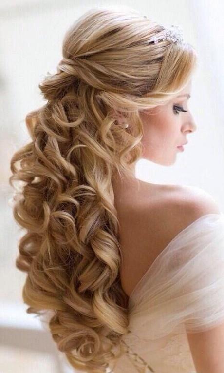Peinado semi recogido para boda - Recogido para boda ...
