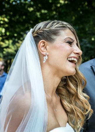 Peinados 2017 novias for Trenza boda