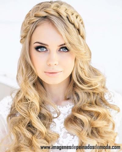 peinados para mujer cabello largo imagenes de peinados de moda - Peinados Actuales