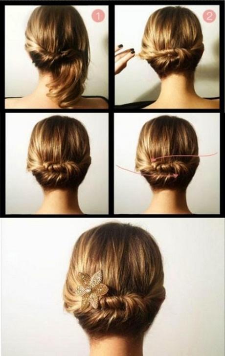 Peinados Agarrados Paso A Paso
