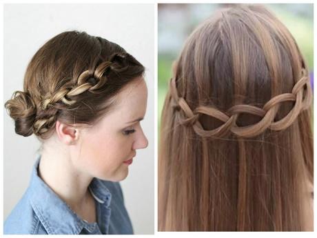 Peinados bonitos y sencillos - Como hacer trenzas sencillas ...