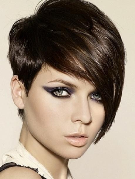 peinados cortos modernos mujer - Pelados Cortos Mujer