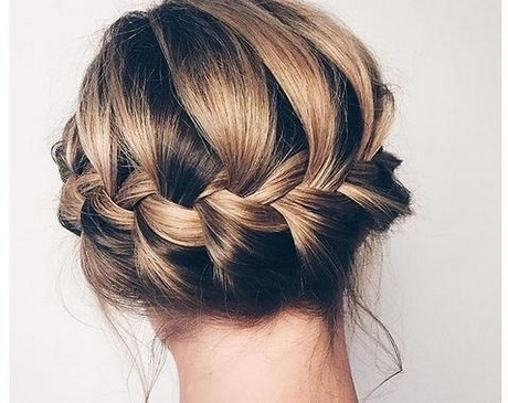 Peinados de boda media melena - Peinados media melena recta ...