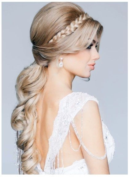 Peinados de modernos - Peinados de novia modernos ...