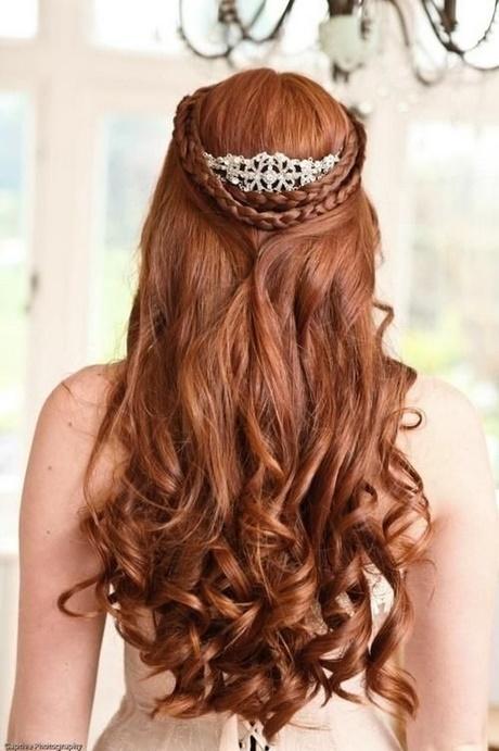 Peinados de novia paso a paso semirecogido - Peinados de semirecogido ...