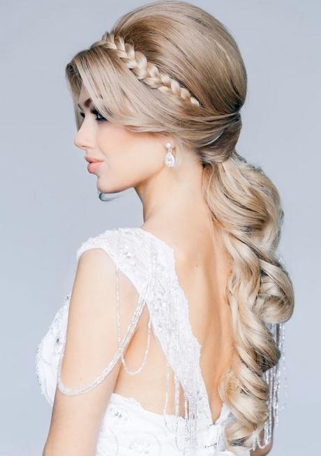 Peinados modernos elegantes - Peinados de novia modernos ...