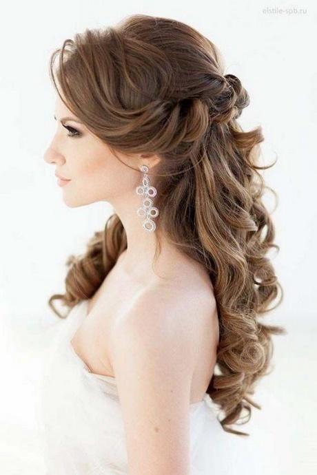 Peinados para boda de dia cabello largo - Peinado para boda de dia ...
