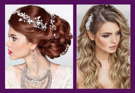 Peinados para bodas de noche 2017 - Peinados elegantes para una boda ...