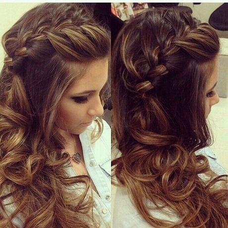 peinados para cabello largo y ondulado - Peinados Ondulados