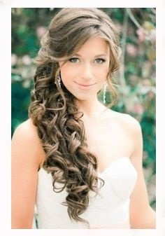 Peinados para fiesta boda - Peinados para ir de fiesta ...