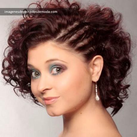 Peinados para fiesta cabello corto - Peinados fiesta faciles ...