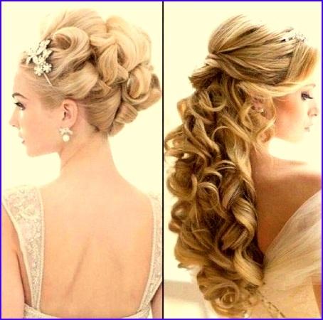 Peinados para fiesta cabello largo recogido - Peinados de fiesta cabello largo ...