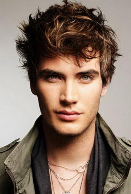 Peinados para hombres guapos - Peinados modernos de hombres ...