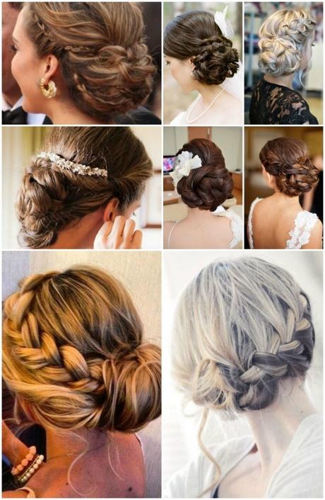 Peinados para invitadas de boda con trenzas - Peinados elegantes para una boda ...