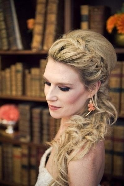Peinados para una fiesta de boda - Peinados elegantes para una boda ...