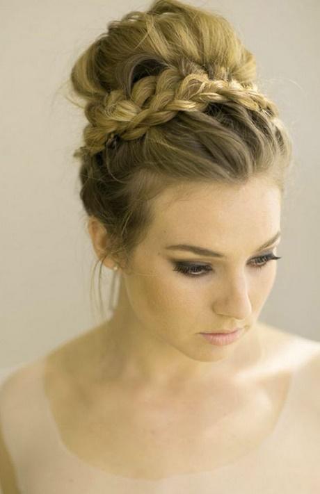 peinados para eventos especiales cabello largo - Peinados Largos