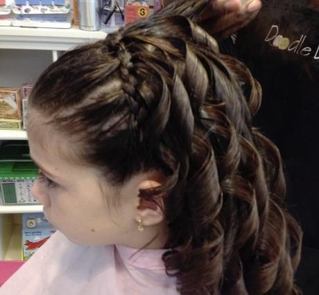 Peinados primera comunion - Peinados sencillos para comunion ...
