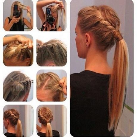 Peinados Rapidos Y Sencillos