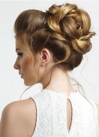 Peinados recogidos para boda 2017 - Recogidos altos para bodas ...