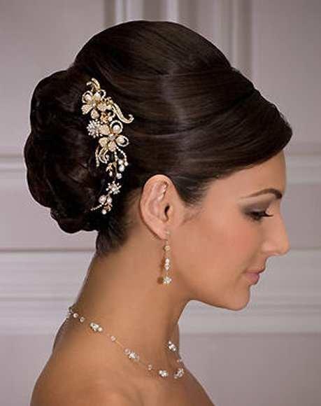 Peinados recogidos para boda de dia - Peinado para boda de dia ...