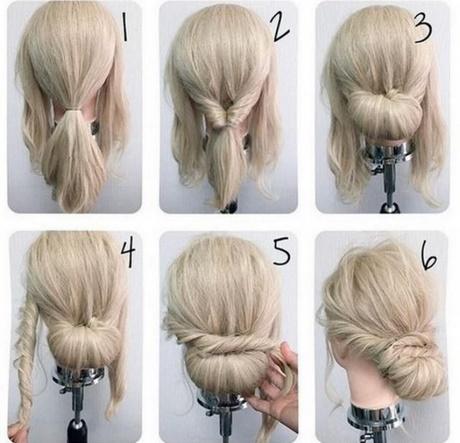 Peinados recogidos sencillos para fiestas paso a paso for Recogidos bonitos y sencillos