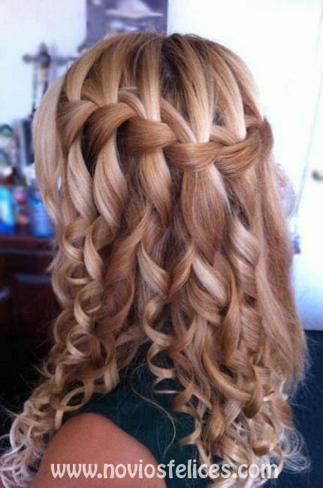 Peinados Sencillos Para 15