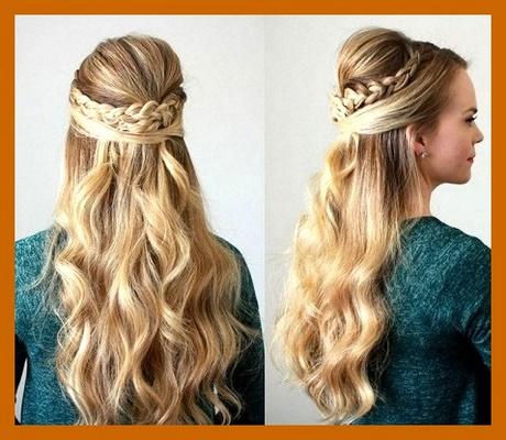 Peinados simples y sencillos - Peinados sencillos y faciles ...