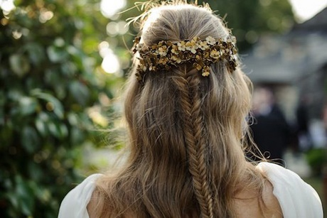 Semirecogidos invitada boda - Peinados de boda semirecogidos ...