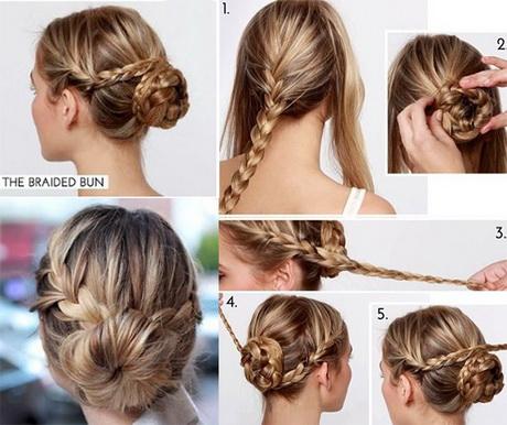 Aprender peinados con trenzas - Peinados de moda faciles de hacer en casa ...