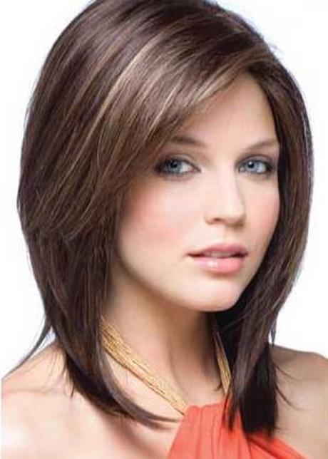 1000 images about cortes on pinterest cabello largo long bobs and media melena - Cortes De Pelo Mediano