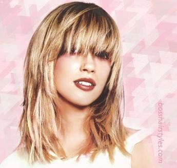 cheap simple modernos y elegantes cortes de cabello con flequillo para el with cortes de pelos modernos with pelos modernos - Cortes De Pelo Moderno
