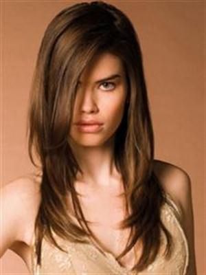 Corte pelo largo moderno