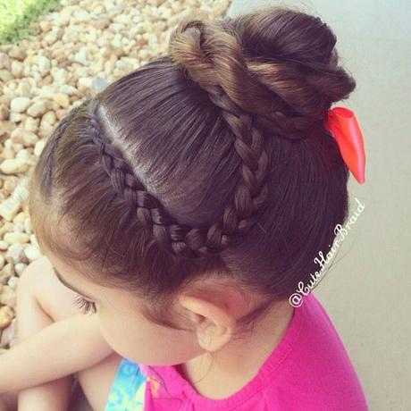 moos para nias peinados - Peinados Con Moos