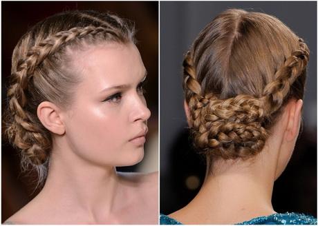 peinados con moos y trenzas para este verano - Peinados Con Moos