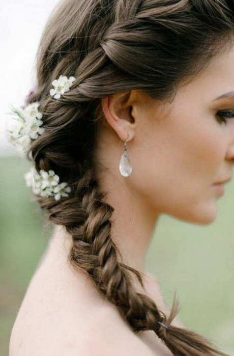 peinados con trenzas para una boda ForTrenza Boda
