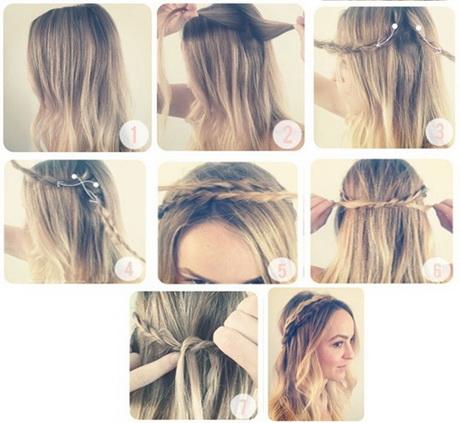 Peinados de moda con trenzas paso a paso - Peinados paso a paso trenzas ...