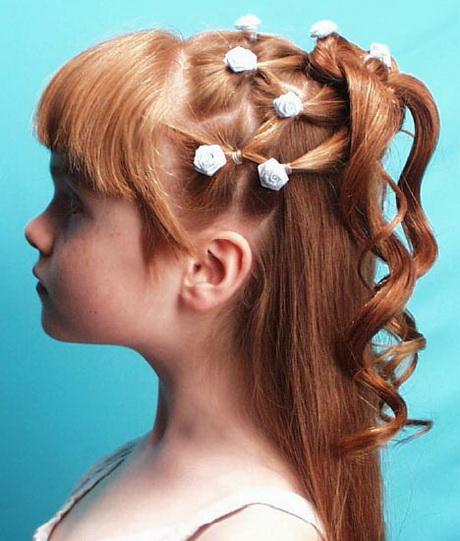 peinados para niñas de 8 años