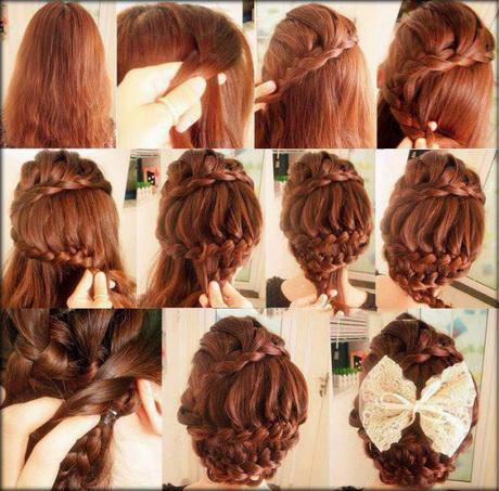 Peinados paso a paso sencillos - Peinados bonitos paso a paso ...