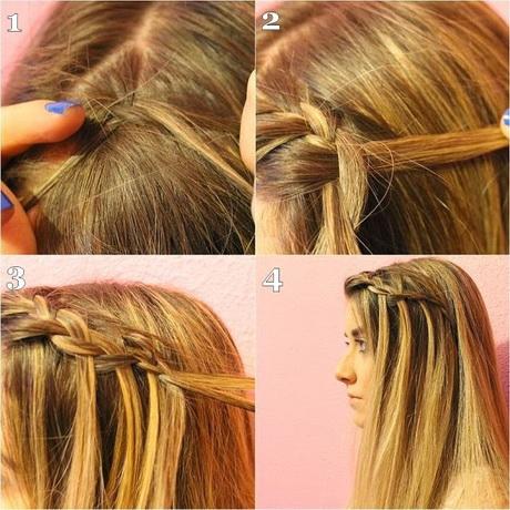 Peinados paso por paso con trenzas - Peinados paso a paso trenzas ...