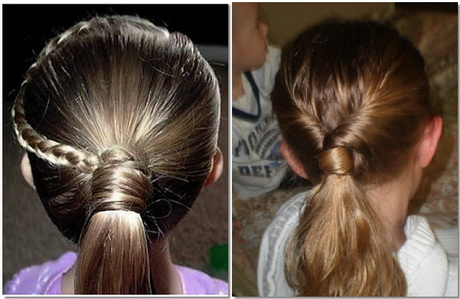 Peinados Sencillos Para Nenas
