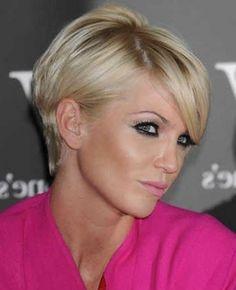 cortes de pelo corto para mujeres 2014 peinados modernos - Pelos Cortos Modernos