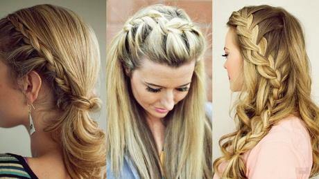 Trenzas para cabello de moda