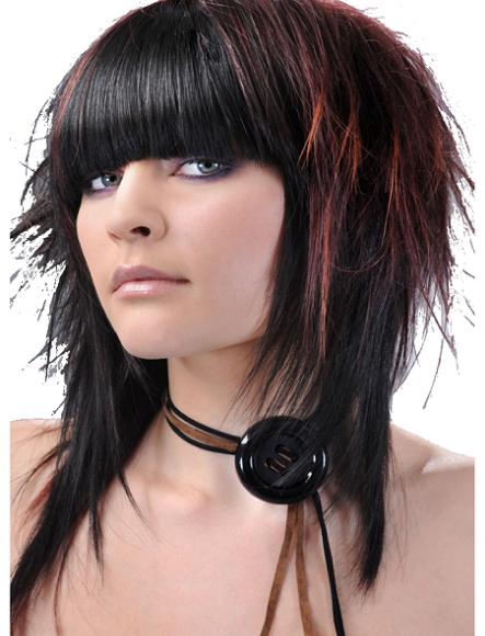 excellent cortes de pelo modernos para mujeres jovenes emo cortes de pelo moderno with corte pelo moderno - Corte De Pelo Moderno