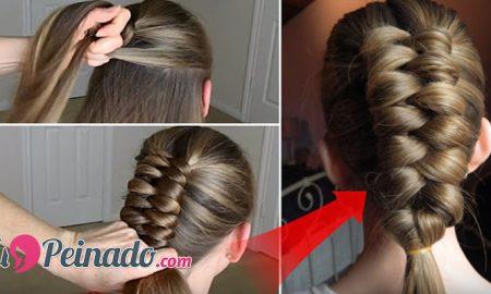 Ver peinados de trenzas paso a paso - Ver peinados de fiesta paso a paso ...